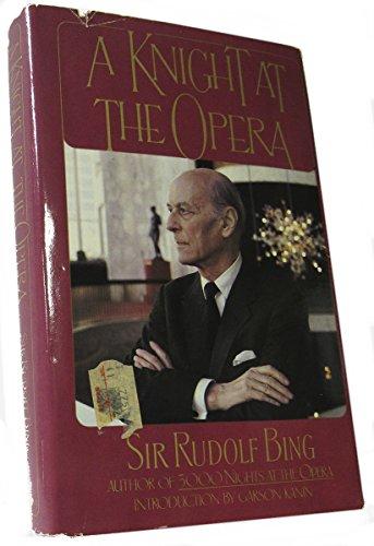 A knight at the opera: Rudolf Bing