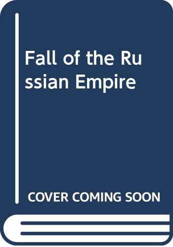 Fall of the Russian Empire: Donald James