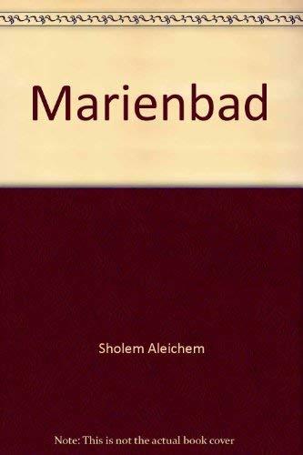 9780399127335: Marienbad