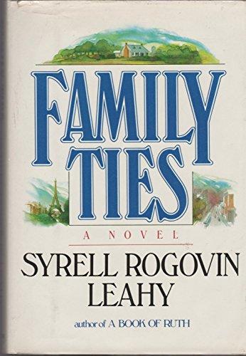 Family Ties: Leahy, Syrell Rogovin
