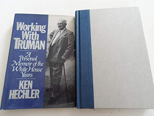 9780399127625: Working with Truman