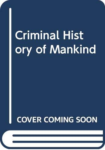 Criminal History of Mankind: Wilson, Colin
