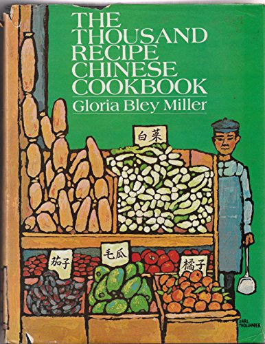 9780399128356: Thousand Recipe Chinese Cookbook