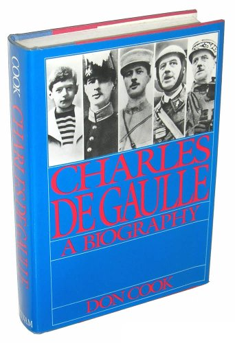 9780399128585: Charles De Gaulle Biography