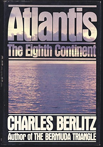 9780399128929: Atlantis: The Eighth Continent