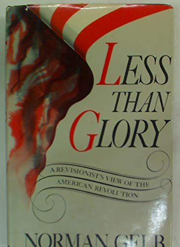 9780399129025: Less than glory