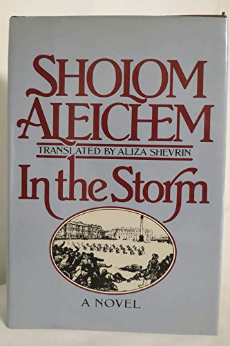 In the Storm (0399129227) by Sholom Aleichem