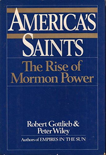 9780399129247: America's Saints: The Rise of Mormon Power