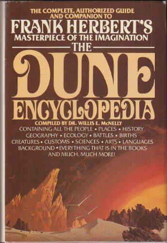 9780399129506: Dune Encyclopedia