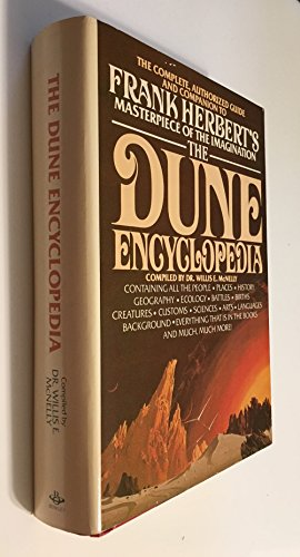 9780399129506: The Dune Encyclopedia