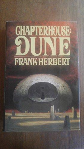 CHAPTERHOUSE: DUNE: Herbert, Frank