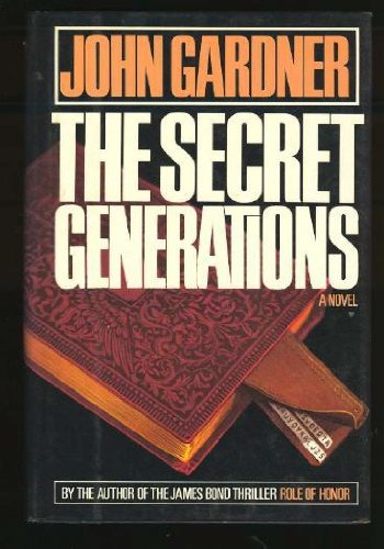 Secret Generations (0399130373) by John Gardner