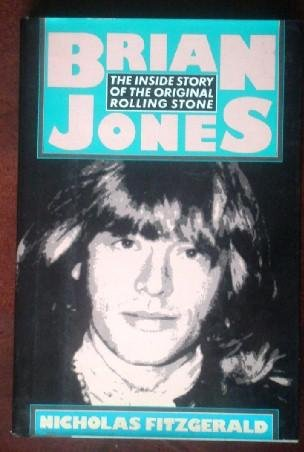 9780399130618: Brian Jones : The Inside Story of the Original Rolling Stone