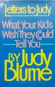 Letters to Judy: Judy Blume