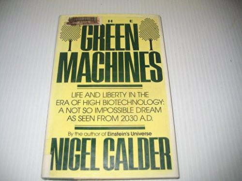 the green agenda calder alan