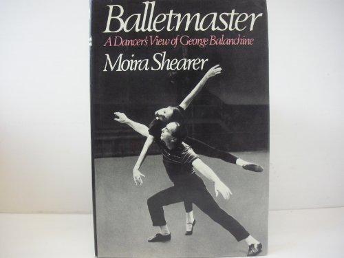 Balletmaster: Shearer, Moira