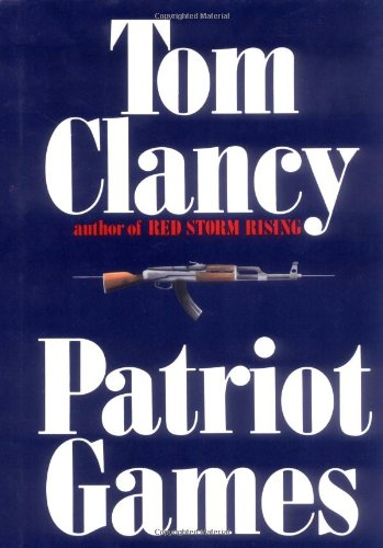 Patriot Games (VERY SHARP UNREAD COPY)