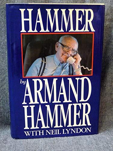 9780399132759: Hammer