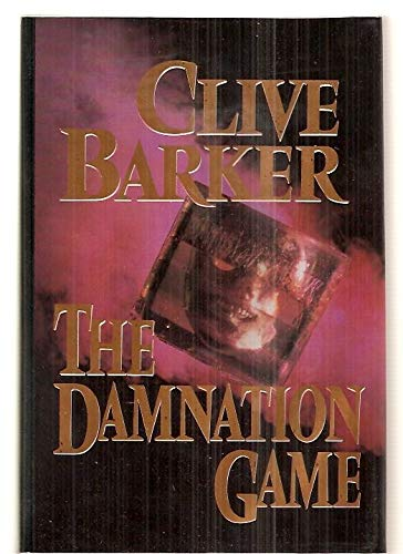 The Damnation Game - 1st US Edition/1st Printing