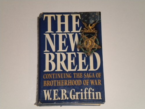 9780399133053: The New Breed (Brotherhood of War)