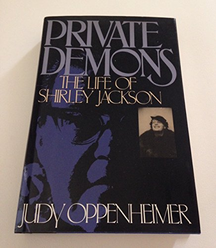 9780399133565: Private Demons: The Life of Shirley Jackson