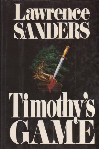 Timothy's Game: Sanders, Lawrence