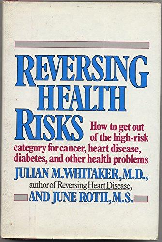 Reversing Health Risk: Whitaker; Roth