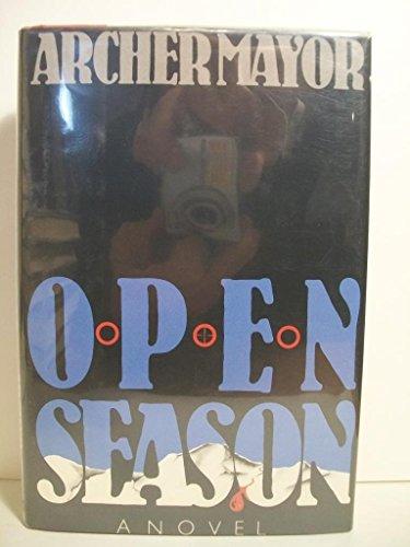 9780399133985: Open Season