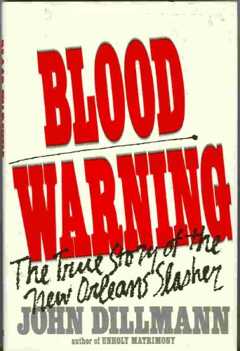 9780399134852: Blood Warning