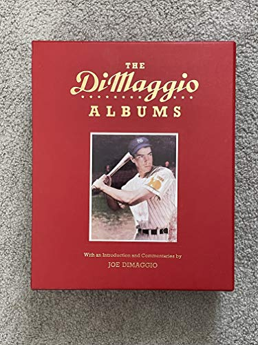 DiMAGGIO ALBUMS, THE: DiMaggio, Joe with Richard Whittingham