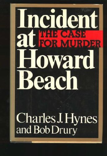 9780399135002: Incident at Howard Beach: The Case For Murder