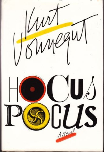 Hocus Pocus (Signed First Printing with Self-Caricature): Vonnegut, Kurt