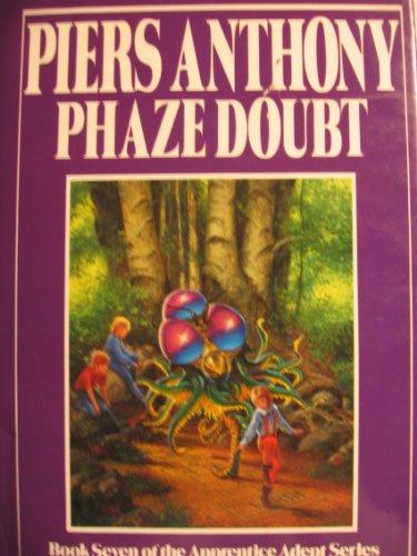 9780399135293: Phaze Doubt (Apprentice Adept)