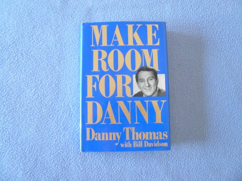 Make Room for Danny: Thomas, Danny with Bill Davidson