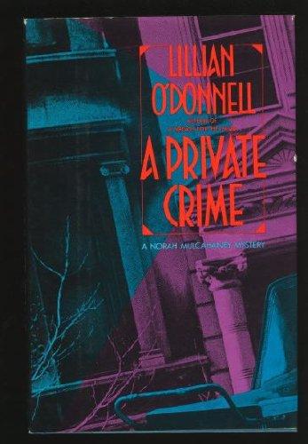 9780399135859: Private Crime