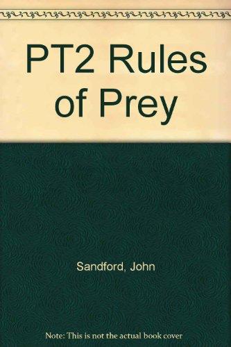 9780399136351: PT2 Rules of Prey