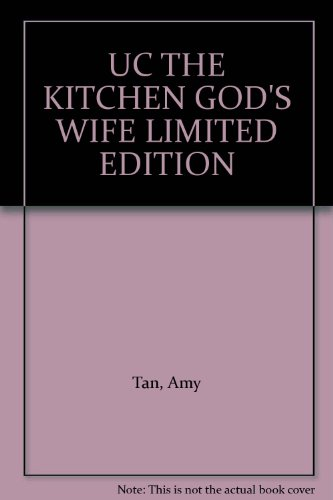 UC THE KITCHEN GOD'S WIFE LIMITED EDITION (0399136436) by Tan, Amy