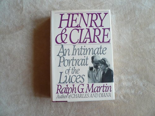 Henry and Clare: Ralph G. Martin