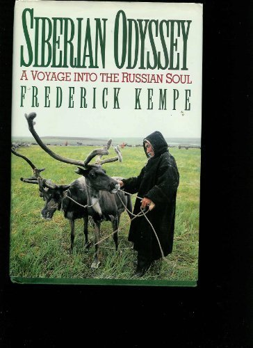 9780399137556: Siberian Odyssey: A Voyage Into the Russian Soul