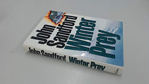 WINTER PREY: Sandford, John