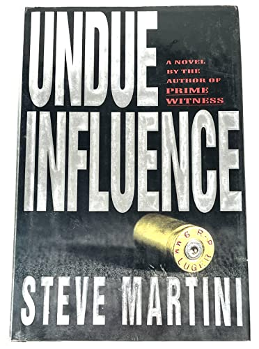 9780399139321: Undue Influence