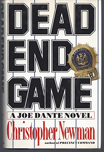 Dead End Game: Newman, Christopher