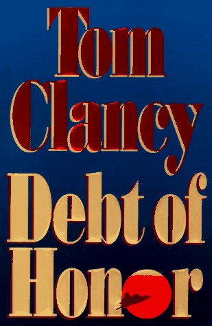 Debt of Honor: Tom Clancy *INSCRIBED*