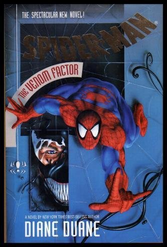 Spider-Man: The Venom Factor (A Novel)