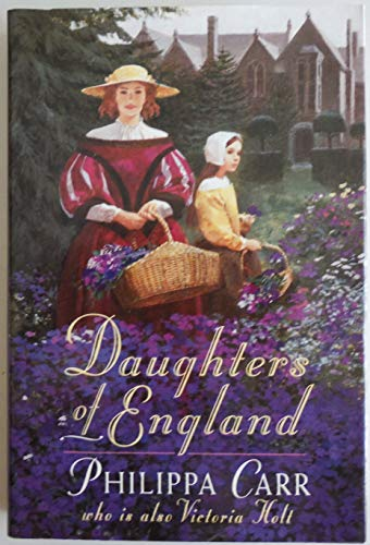 9780399140235: Daughters Of England