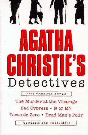 9780399140792: Agatha Christie's Detectives: Five Complete Novels