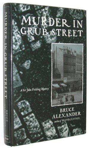 9780399140853: Murder in Grub Street (Sir John Fielding)