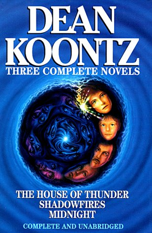 9780399141256: Three Complete Novels: The House of Thunder, Shadowfires, Midnight