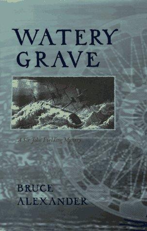 9780399141553: Watery Grave (A Sir John Fielding Mystery)