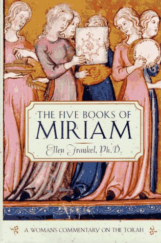 9780399141959: The Five Books of Miriam: A Woman's Commentary on the Torah